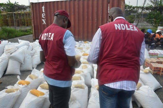 You are currently viewing Abia NDLEA Arrests 4 for illegal Production of Sedatives